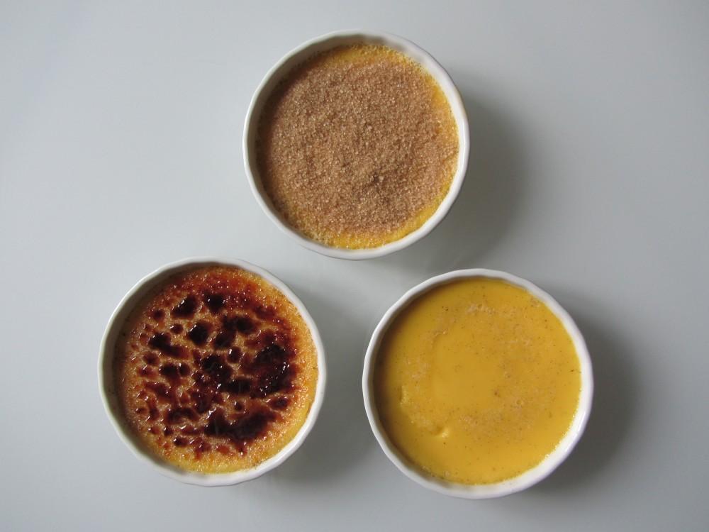 Crème brûlée (2/4)