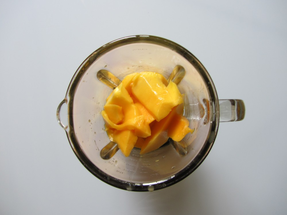 Smoothie fraise mangue (2/6)