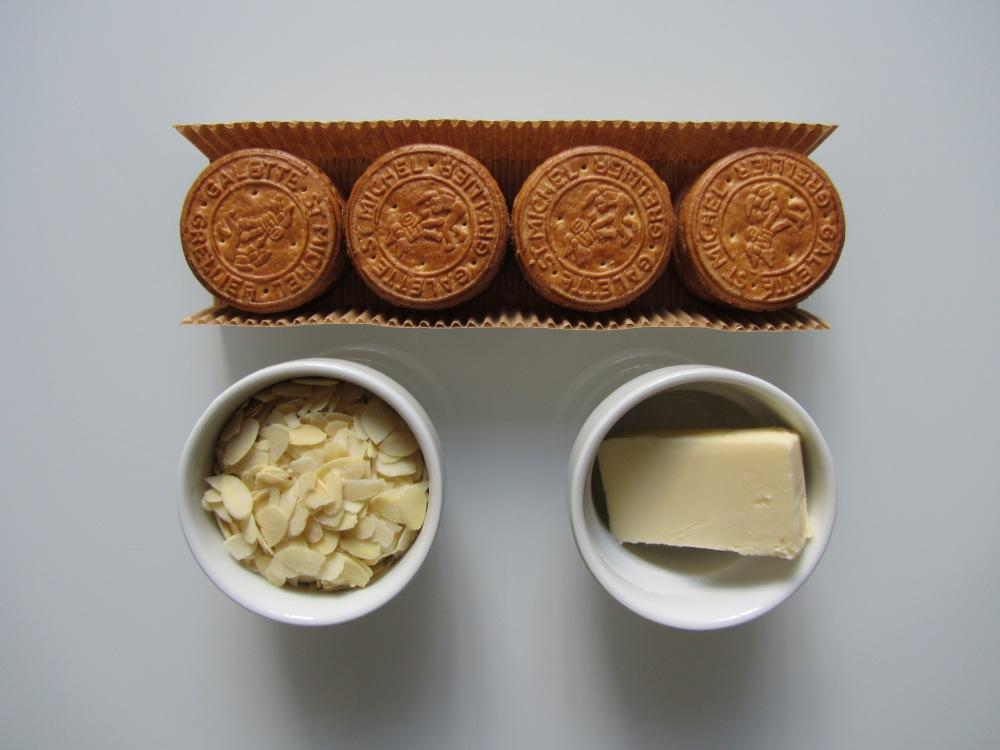 Cheesecake vanille, fraise, basilic (1/6)