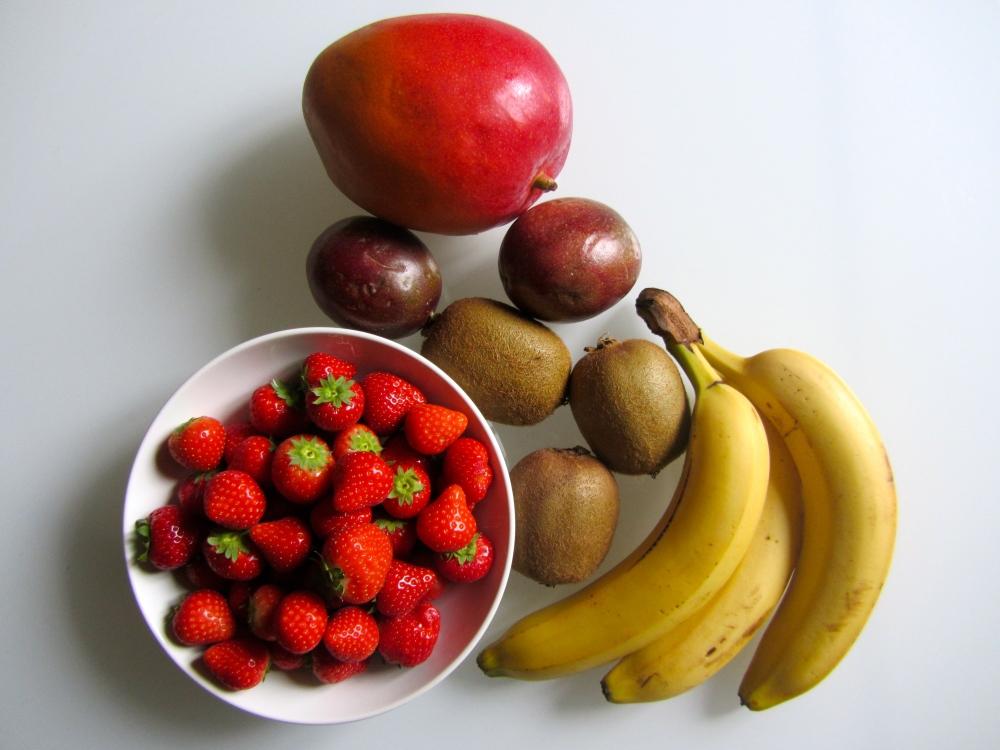 Salade de fruits toute simple (3/6)