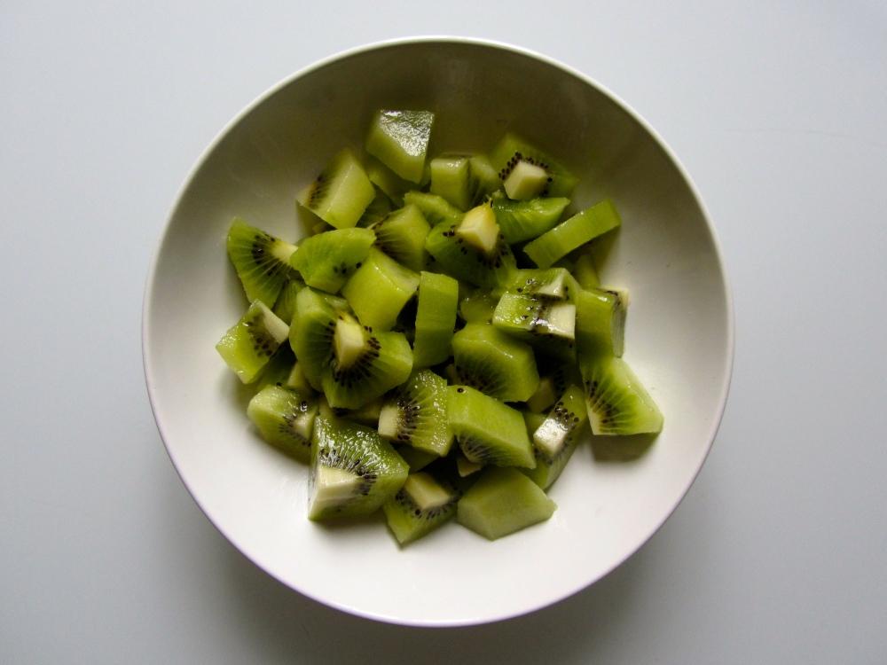 Salade de fruits toute simple (5/6)