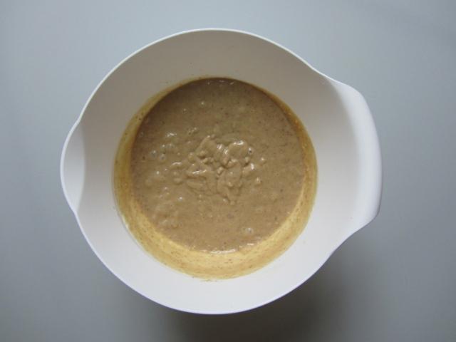 Tarte aux marrons, préparation garniture 2
