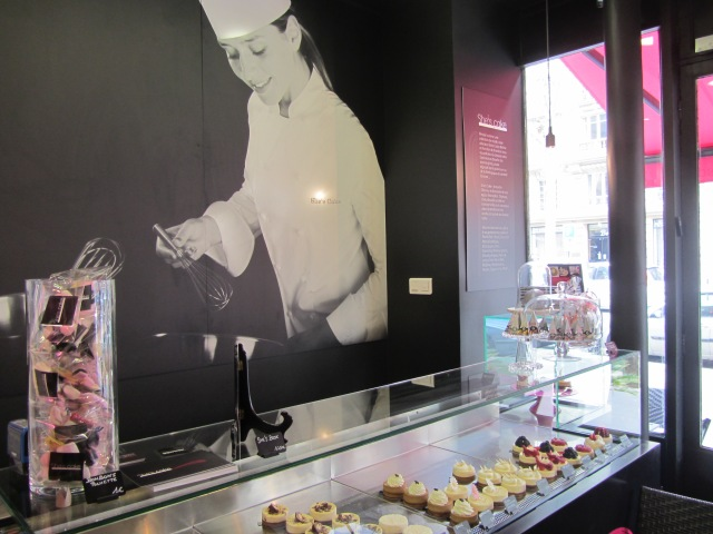 She's cake, intérieur boutique 3