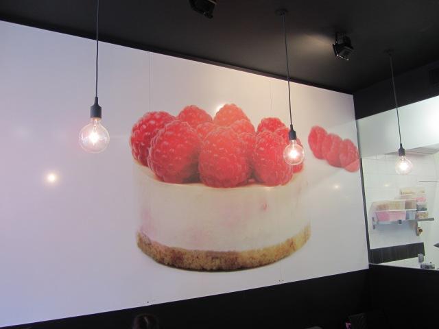 She's cake, intérieur boutique