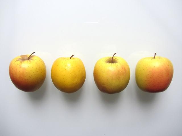 Gâteau renversé aux pommes, ingrédients 3