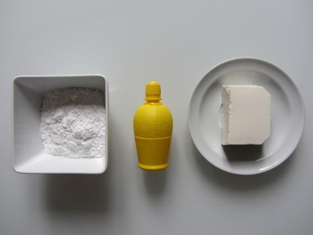 Carrott cake, ingrédients 2